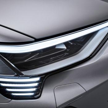 Audi E-tron Sportback Digitale Matrix LED-Scheinwerfer