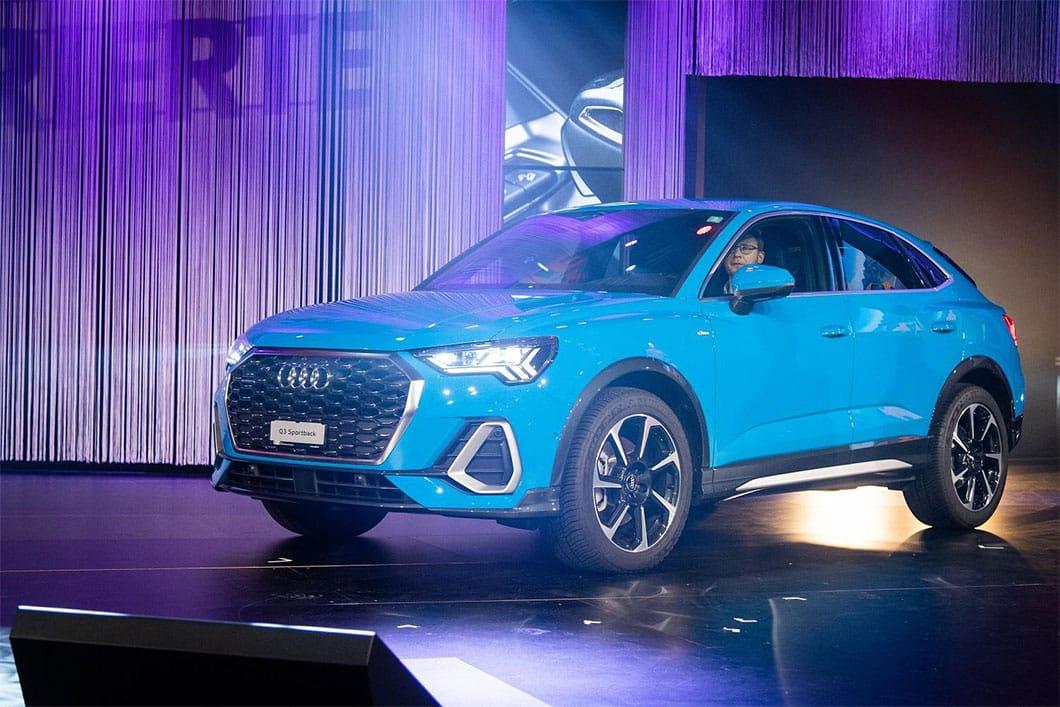 Lieblingsauto der Schweizer 2020 Audi Q3 Sportback