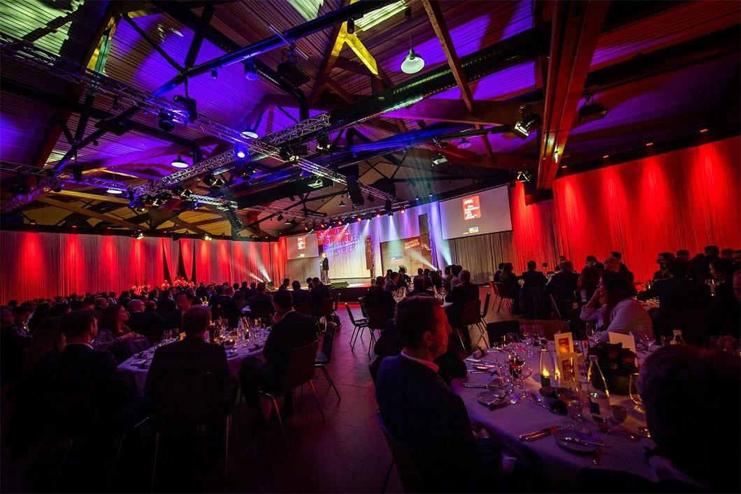 Lieblingsauto der Schweizer 2020 Gala