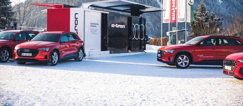 Audi Davos 2020