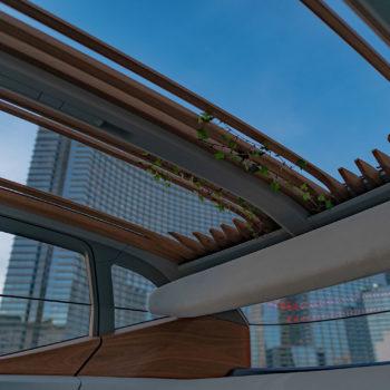 Audi CES 2020 Audi AI:ME Innenraum