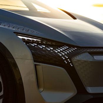 Audi CES 2020 Audi AI:ME Standaufnahme