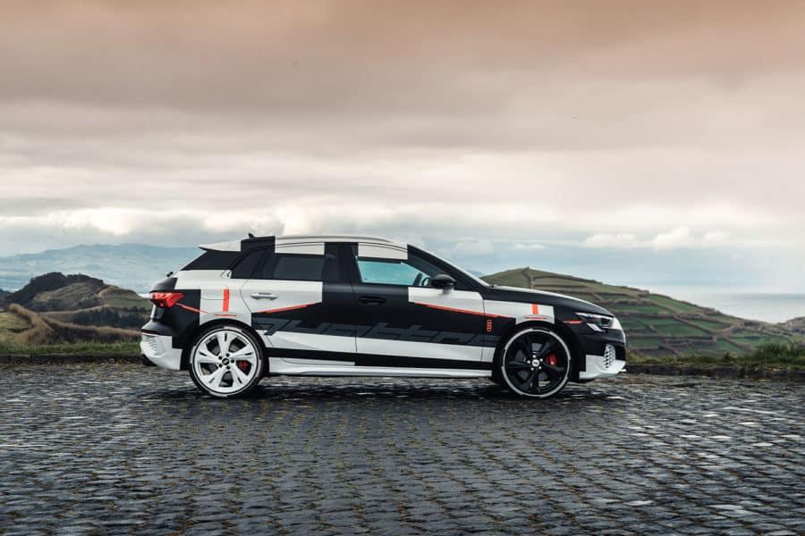 Neuer Audi A3