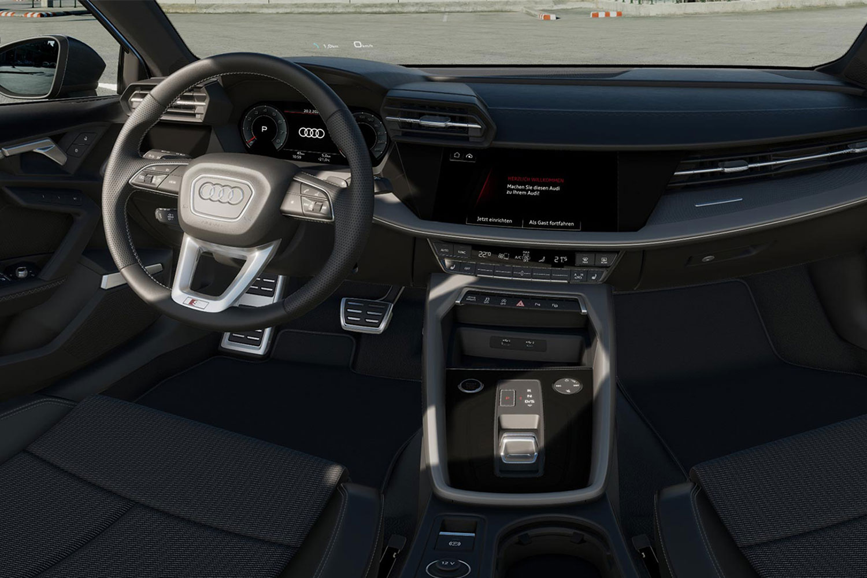 Die neue Audi A3 Limousine