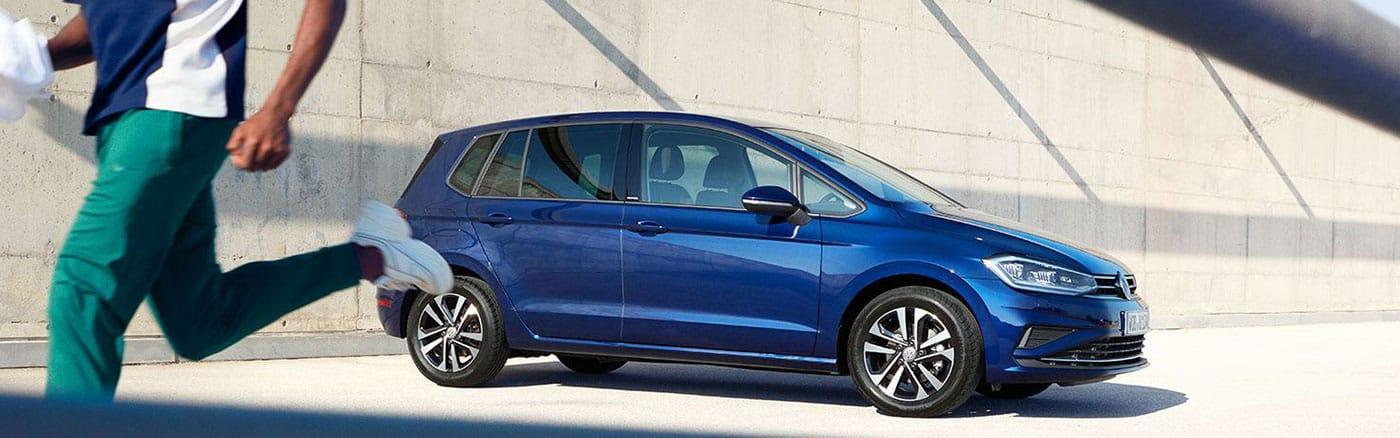 Scheidweg-Garage-VW-Golf-Sportsvan-UNITED