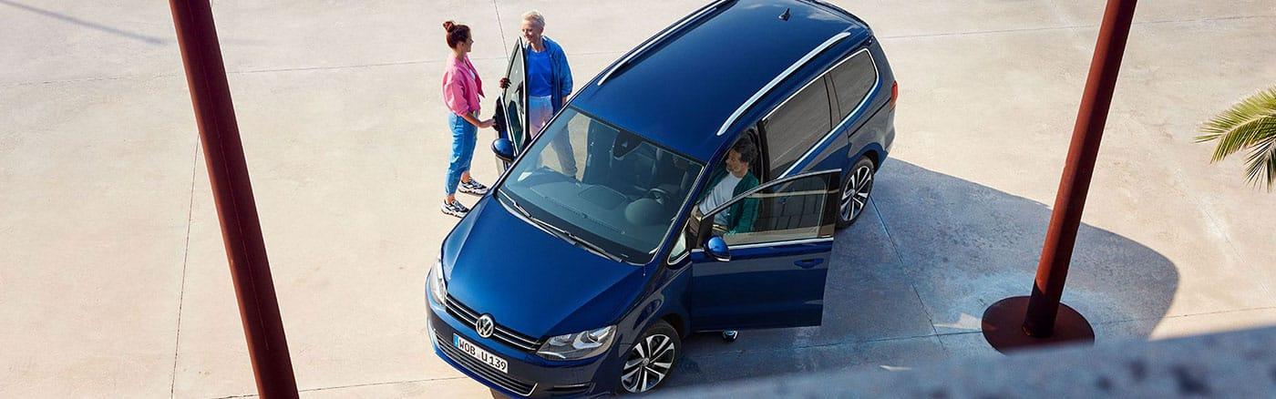 Scheidweg-Garage-VW-Sharan-UNITED