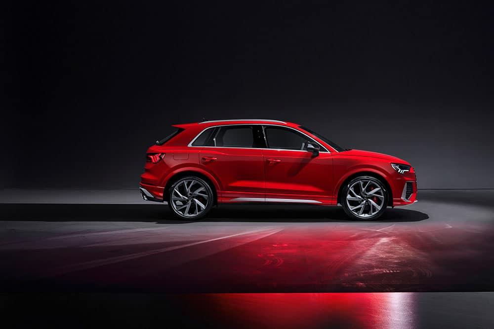 Der neue Audi RS Q3