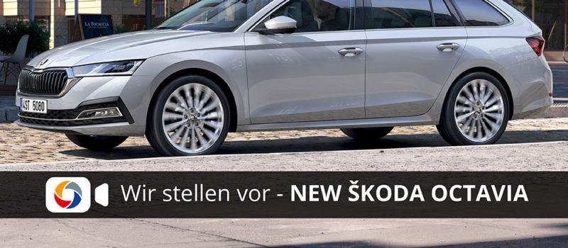 Der Neue Skoda Octavia