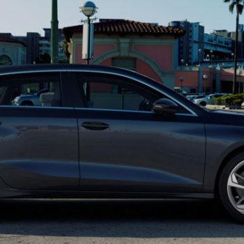 Der Neue Audi A3 Sportback | Manhattangrau Metallic