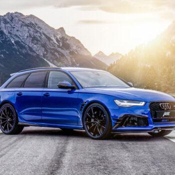 ABT Audi RS6 - ABT Stützpunkt Appenzell