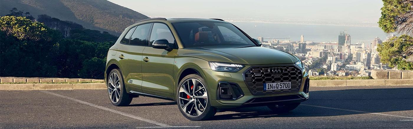 Audi Der neue Q5