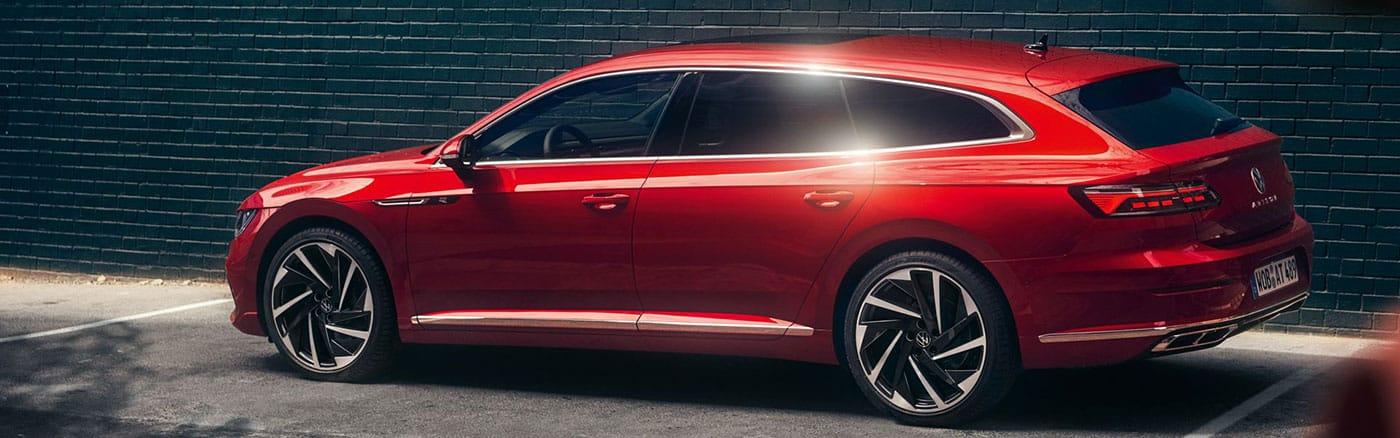 VW Der neue Arteon Shooting Brake