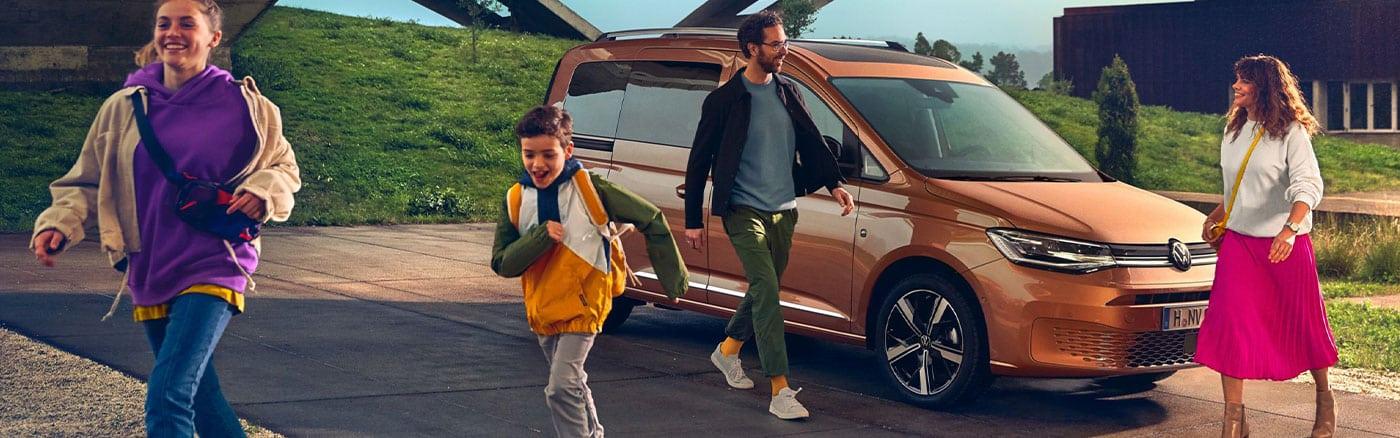 VW Der neue Caddy