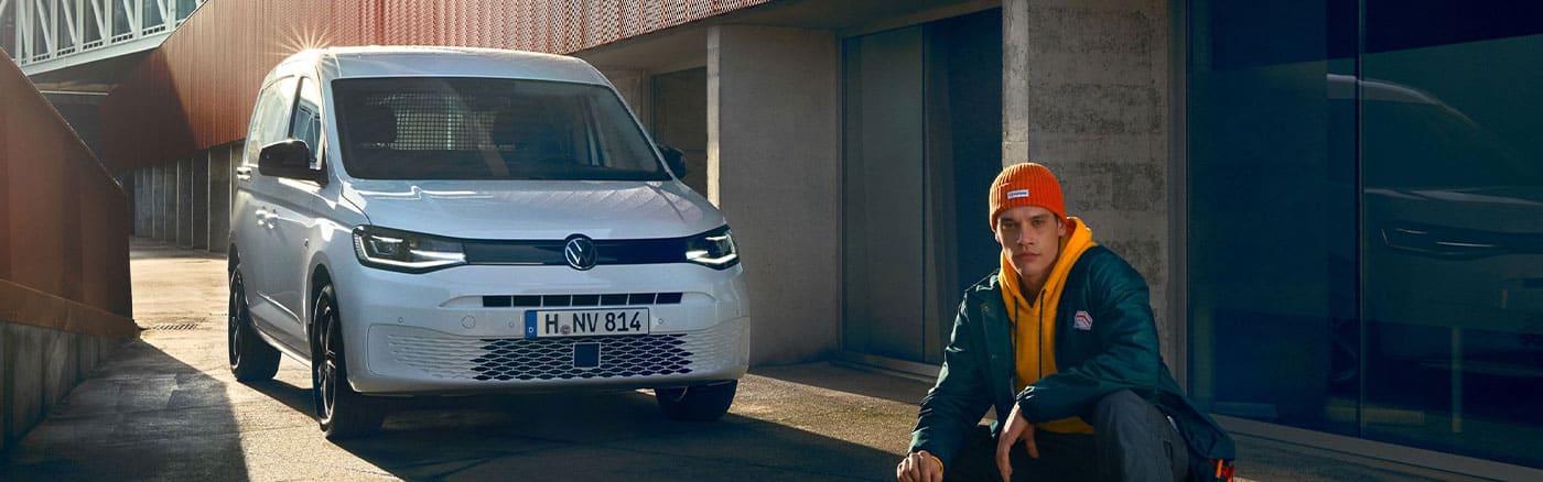 VW Der neue Caddy Cargo