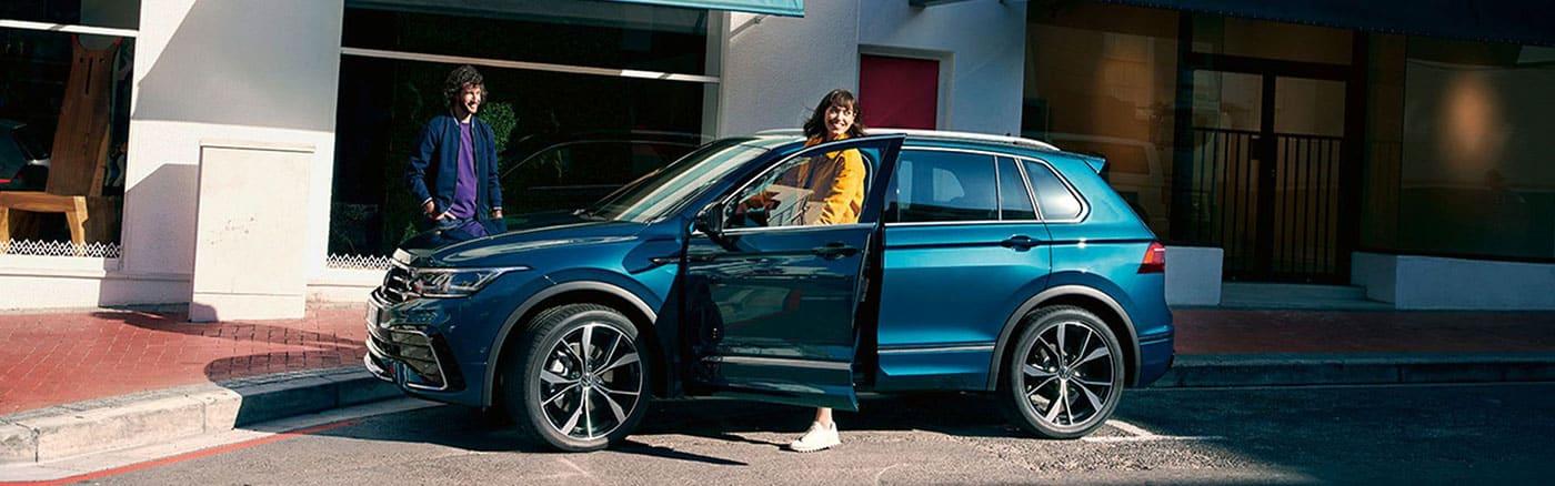 VW Der neue Tiguan