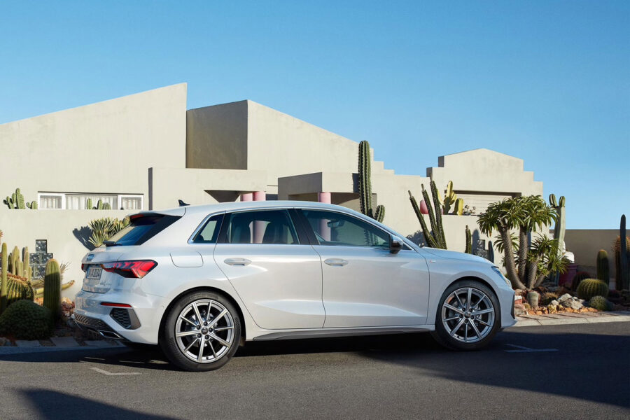 A3 Sportback 30 G-tron – Neues Familienmitglied