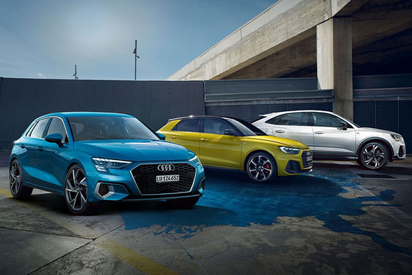 Verkauf Audi